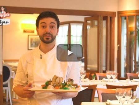 """El programa """"A bocados"""" de ETB ha realizado un reportaje sobre Restaurante Matteo Jatetxea"""
